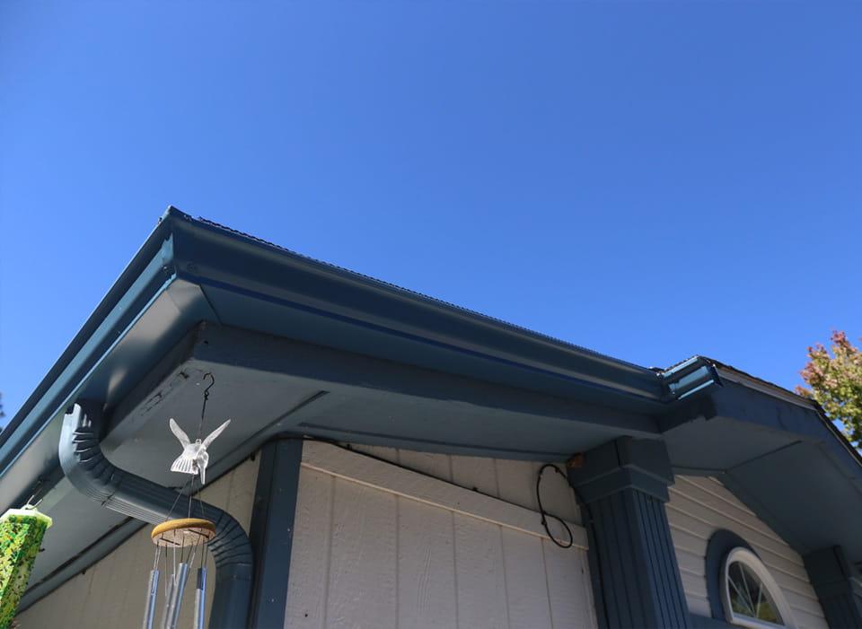 Rite Way Gutters New Rain Gutter Fabrication And Installation
